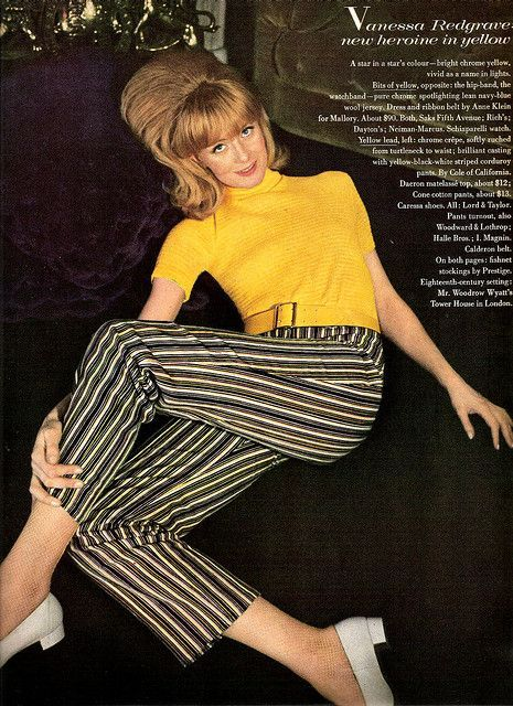 pantalon années 60
