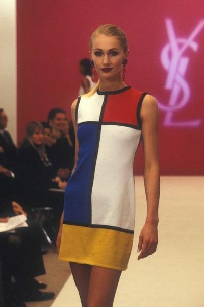 robe des années 60