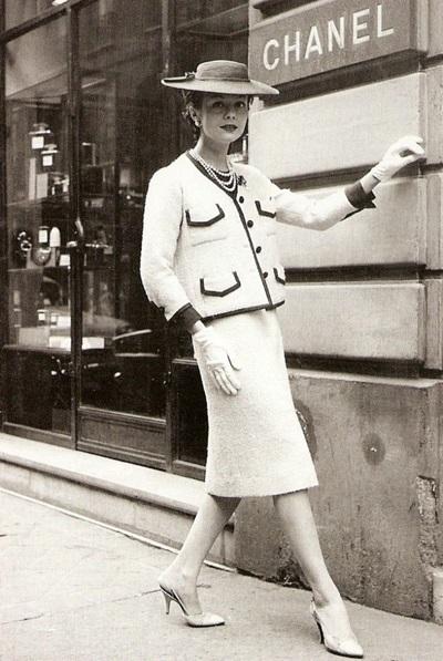 pièce phare des années 30 mode