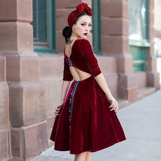 vêtements mariage vintage